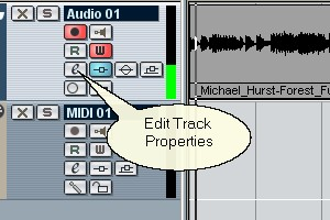 how to create midi notes from audio cubase